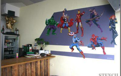 Avengers im DATA